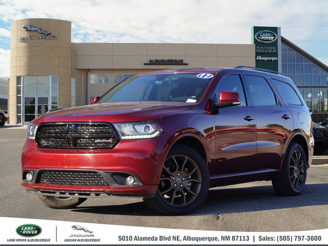 Pre-Owned 2017 Dodge Durango GT V6 AWD