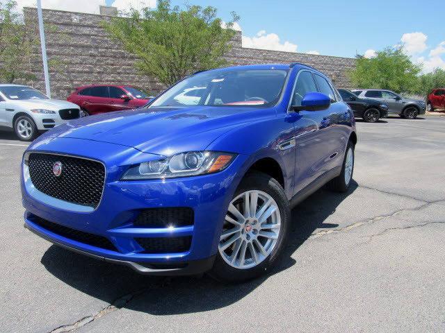 new 2018 jaguar f pace 25t prestige sport utility in albuquerque ja249071 jaguar albuquerque. Black Bedroom Furniture Sets. Home Design Ideas