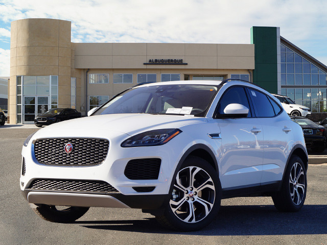 New 2020 Jaguar E-PACE