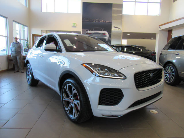 New 2019 Jaguar E-PACE R-Dynamic S. $5,000 off MSRP. This month only. Purchase or lease