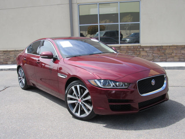 Certified Pre Owned 2017 Jaguar Xe 35t Prestige Awd