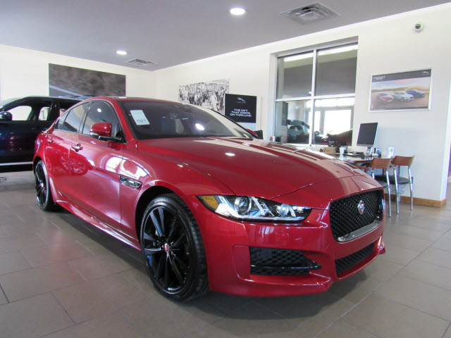 Certified Pre Owned 2019 Jaguar Xe 30t R Sport Awd 4dr Car In