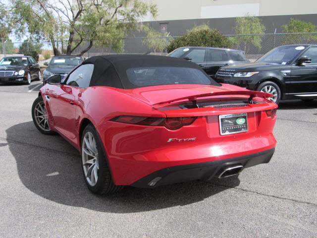 New 2018 Jaguar F TYPE Convertible 296 This Month $12,500 Off MSRP!  Purchase Only