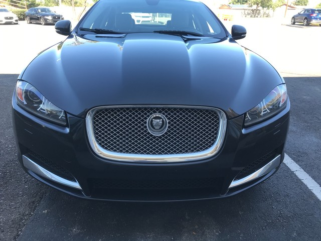 Certified Pre-Owned 2013 Jaguar XF V6 AWD
