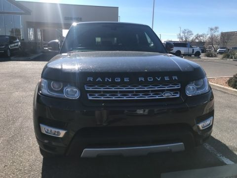 Pre-Owned 2015 Land Rover Range Rover Sport Supercharged
